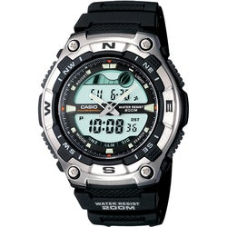 Casio AQW100-1AV Wrist Watch