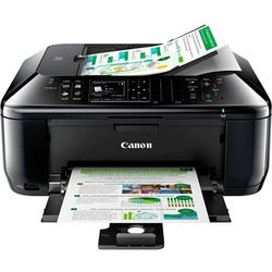 Canon PIXMA MX522 Inkjet Multifunction Printer - Color - Photo Print
