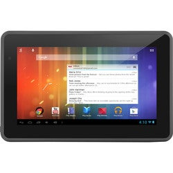 "Ematic Genesis Prime 4 GB Tablet - 7"" - Gray"