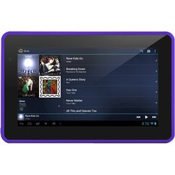 "Ematic Genesis Prime 4 GB Tablet - 7"" - Purple"