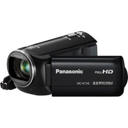 Panasonic HC-V110 Digital Camcorder - 2.7