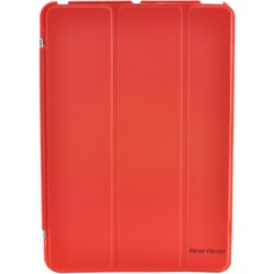 Gear Head FS3100RED Carrying Case (Portfolio) for iPad mini - Red
