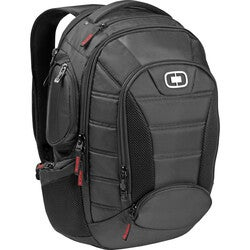 Ogio Black Bandit 17-inch Laptop Backpack