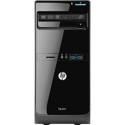 HP Business Desktop D3K73UT Desktop Computer - Intel Core i5 i5-3470