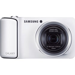 Samsung Galaxy EK-GC110 16.3 Megapixel Compact Camera - White