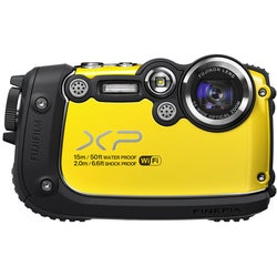 Fujifilm FinePix XP200 16.4 Megapixel Compact Camera - Yellow