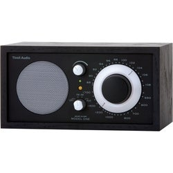 Tivoli Audio Model One Bluetooth Wireless AM FM Radio in Black Silver
