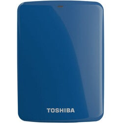 Toshiba Canvio Connect 1.50 TB External Hard Drive - Portable - 1 Pac