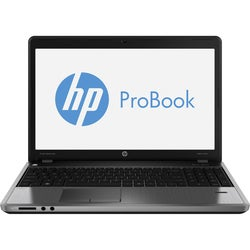 "HP ProBook D8C12UT 15.6"" LED Notebook - Intel Core i5 2.60 GHz - Silv"