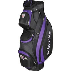 Wilson Baltimore Ravens Cart Golf Bag