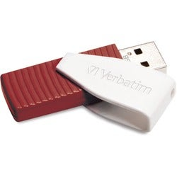 Verbatim Store 'n' Go 16 GB USB 2.0 Flash Drive - Red