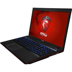 "MSI GE60 2OE-003US 15.6"" LED Notebook - Intel Core i7 2.40 GHz - Blac"