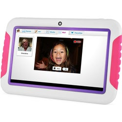 "Ematic Kids FunTab 7"" Multi-Touch Screen Tablet with Android 4.0"