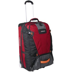 Wenger Sierre Red 27-inch Rolling Upright Suitcase