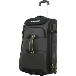 Wenger Terrain Crossing 25-inch Medium Rolling Upright Suitcase