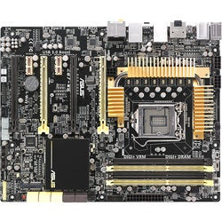 Asus Z87-WS Workstation Motherboard - Intel Z87 Express Chipset - Soc