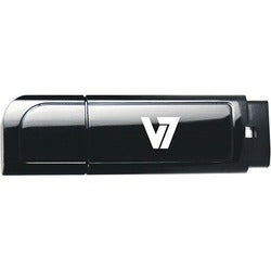 V7 4GB VU24GCR-BLK-3N USB 2.0 Flash Drive