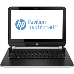 "HP Pavilion TouchSmart 11-e010nr E2S18UA 11.6"" LED Notebook - AMD A-S"