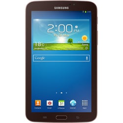 "Samsung Galaxy Tab 3 SM-T210 8 GB Tablet - 7"" - Marvell ARMADA PXA986"