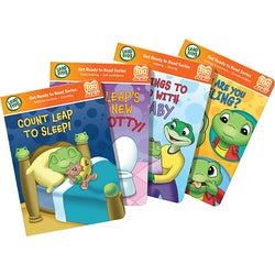 LeapFrog LeapReader Junior Toddler Milestones Book Set Yes Learning E