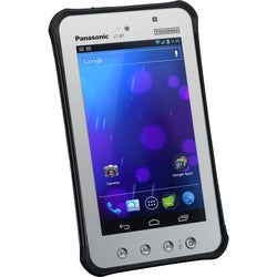 "Panasonic Toughpad JT-B1APAAZ1M 16 GB Tablet - 7"" - Texas Instruments"