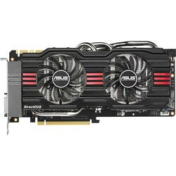 Asus GTX770-DC2OC-2GD5 GeForce GTX 770 Graphic Card - 1058 MHz Core -