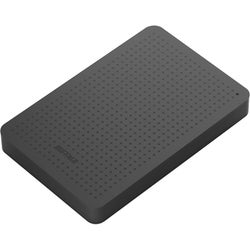 "Buffalo MiniStation HD-PCF1.0U3BB 1 TB 2.5"" External Hard Drive - Por"