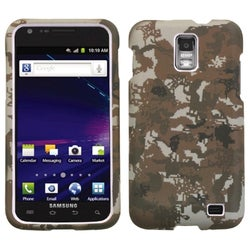BasAcc Digital Camo Yellow Case for Samsung Galaxy S II Skyrocket i727