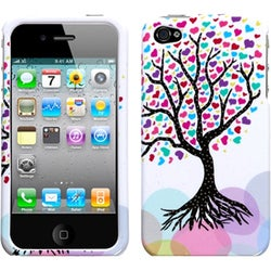 BasAcc Love Tree Case for Apple iPhone 4/ 4S