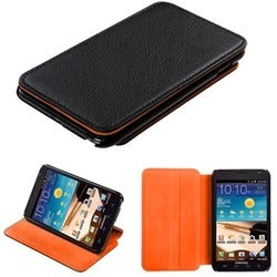 BasAcc Black/ Orange MyJacket/ Tray For Samsung I717 Galaxy Note