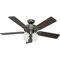 Hunter Studio Series 52-inch Ceiling Fan