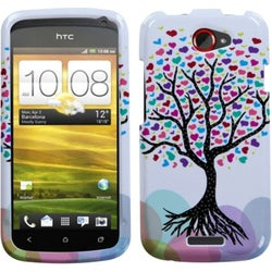 BasAcc Love Tree Case for HTC One S