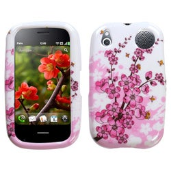 BasAcc Spring Flowers Case for Palm Pre 2