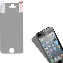 BasAcc Anti-Grease LCD Screen Protector for Apple iPhone 5