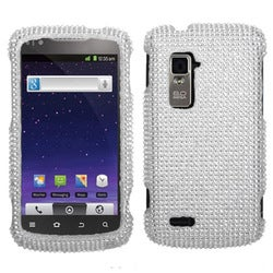 BasAcc Silver Diamante Case for ZTE N910 Anthem 4G