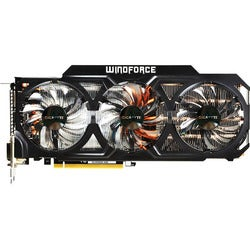 Gigabyte Ultra Durable VGA GV-N760OC-2GD (rev. 2.0) GeForce GTX 760 Graphic Card - 1085 MHz Core - 2 GB GDDR5 SDRAM