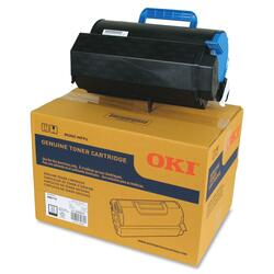 Oki Single Toner Cartridge - Black
