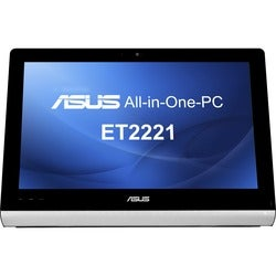 Asus ET2221-01 All-in-One Computer - AMD A-Series A8-5550M 2.10 GHz -