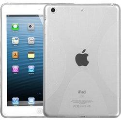 BasAcc T-Clear X-Shape Candy Skin Case for Apple iPad Mini