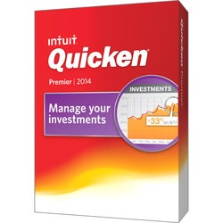 Intuit Quicken 2014 Premier - Complete Product - 1 User