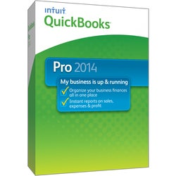 QuickBooks 2014 Pro - Complete Product - 3 User