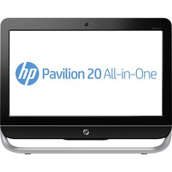 HP Pavilion 20-b310 H6U04AA All-in-One Computer - AMD E-Series E1-120