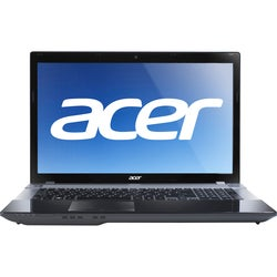 "Acer Aspire V3-731-20204G50Makk 17.3"" LED Notebook - Intel Pentium 20"