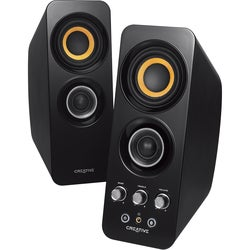 Creative MF1655 2.0 Speaker System - Wireless Speaker(s) - Black
