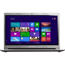 "Lenovo IdeaPad 14"" LED Notebook - Intel Core i3 i3-3217U 1.80 GHz - D"