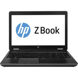 "HP ZBook F2P51UT 15.5"" LED Notebook - Intel Core i7 i7-4800MQ 2.70 GH"