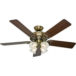 "Hunter Fan Studio Series - 52"" Ceiling Fan"