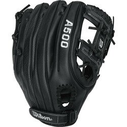 Wilson A500 Game Soft 11.5-inch Youth Baseball Glove