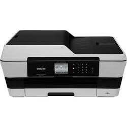 Brother Business Smart MFC-J6520DW Inkjet Multifunction Printer - Col