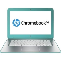 "HP Chromebook 14-q000 14-q020nr 14"" LED Notebook - Intel - Celeron 29"